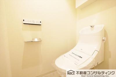 【トイレ】ワコーレヴィエント北青木