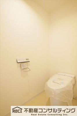 【トイレ】パーク・ハイム御影中町