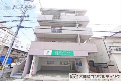 【寝室】湊川サンクレバー