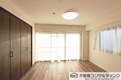 【寝室】ハイマート東灘