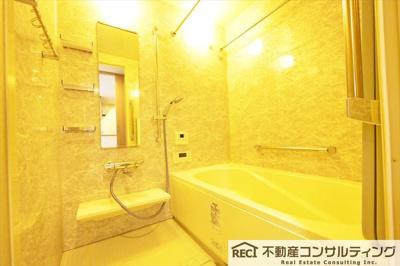 【浴室】エヌヴィ東灘青木ガーデンズ