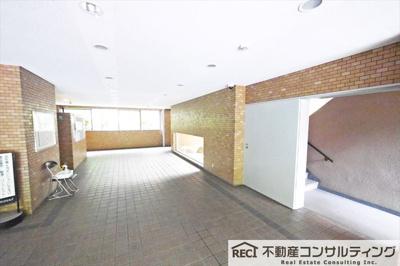 【エントランス】六甲グランドヒルズ壱号館