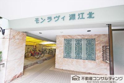 【トイレ】モンラヴィ深江北