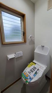 2F トイレです