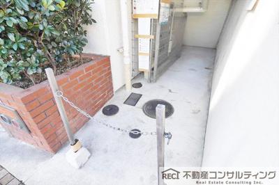 【居間・リビング】第二花隈ダイヤハイツ