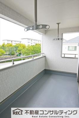 【バルコニー】垂水区青山台5丁目 新築戸建 6号棟
