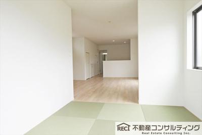 【和室】垂水区青山台5丁目 新築戸建 6号棟