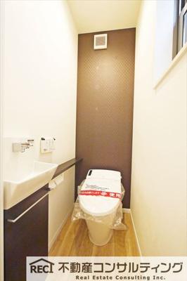 【トイレ】兵庫区吉田町2丁目 新築戸建