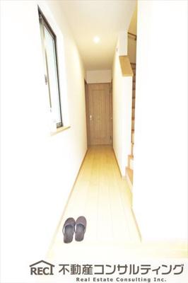【完成予想図】須磨区青葉町1丁目 新築戸建 1号棟