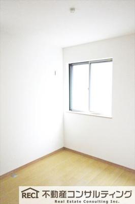 【寝室】須磨区青葉町1丁目 新築戸建 1号棟