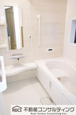 【浴室】須磨区青葉町1丁目 新築戸建 1号棟