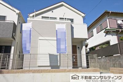 【居間・リビング】垂水区本多聞6丁目 新築戸建 2号棟