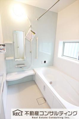 【浴室】垂水区本多聞6丁目 新築戸建 2号棟
