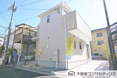 【外観】西区持子1丁目 新築戸建