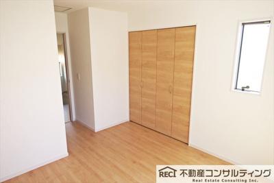【寝室】垂水区千鳥が丘1丁目 新築戸建 3号棟