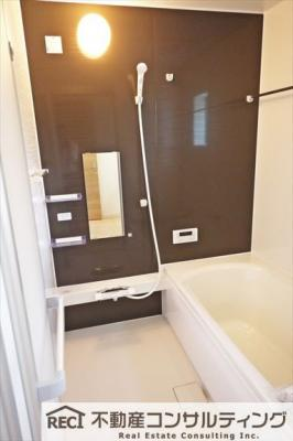 【浴室】垂水区千鳥が丘1丁目 新築戸建 3号棟