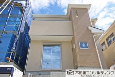【外観】垂水区名谷町 新築戸建 3号棟