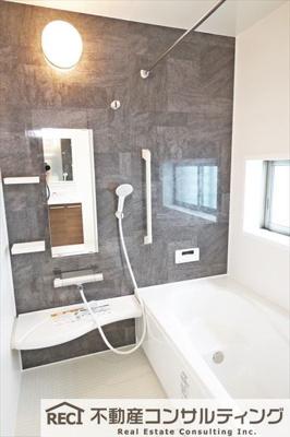 【浴室】西区狩場台4丁目 新築戸建