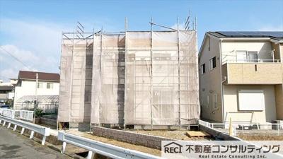 【トイレ】西区玉津町今津 新築戸建 1号棟