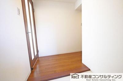 【キッチン】中山手セントポリア