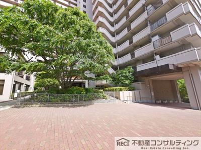 【居間・リビング】グレーシィ須磨アルテピアⅢ番街2期棟