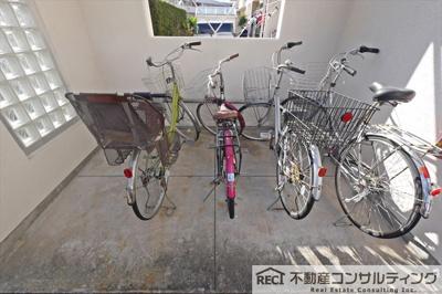 【内装】コンフォール学園緑ヶ丘第1 6号棟
