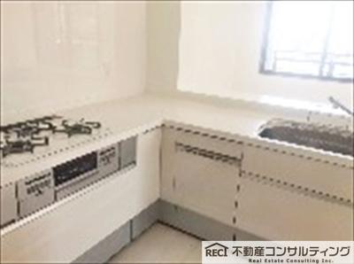 【居間・リビング】ステイツ神戸熊内町