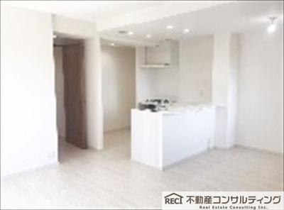 【キッチン】ステイツ神戸熊内町