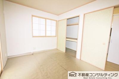 【寝室】垂水区多聞台3丁目 中古戸建
