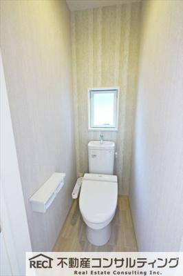 【トイレ】垂水区多聞台3丁目 中古戸建