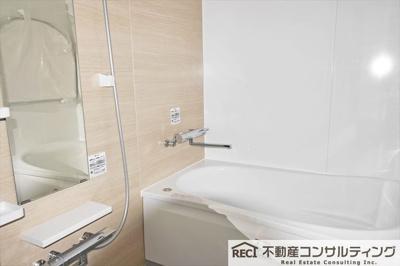 【浴室】ビバリーハウス青谷弐番館