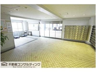 【居間・リビング】魚崎コーポ
