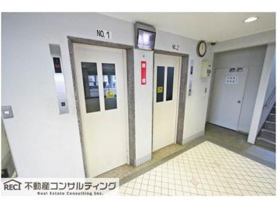 【寝室】魚崎コーポ