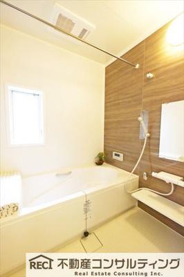 【浴室】兵庫区北山町 中古戸建