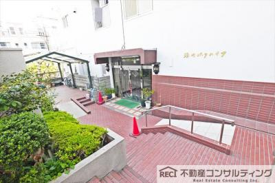 【洋室】湊川パークハイツ
