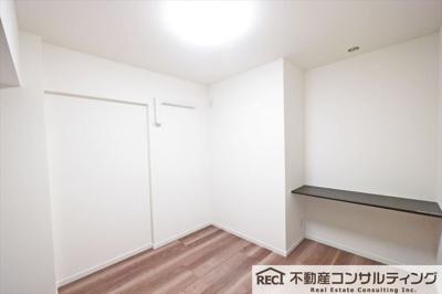 【寝室】白翠シャトル御影