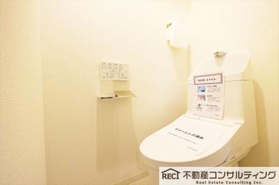 【トイレ】白翠シャトル御影
