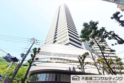【居間・リビング】ジークレフ新神戸タワー