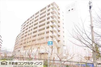 【バルコニー】カサベラセントラルプラザ長田
