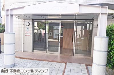 【浴室】ドルフィンズマンション板宿