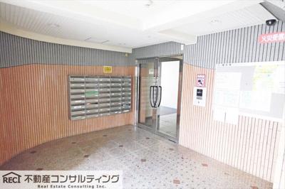 【洗面所】ドルフィンズマンション板宿