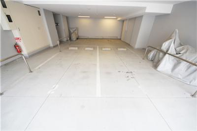 【駐車場】W-STYLE大阪谷町