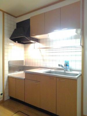 【キッチン】ドゥ・アスティオスⅠ