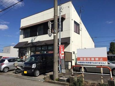 富山上堀郵便局まで800m