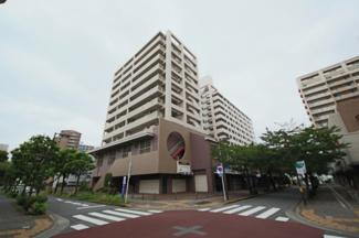 【外観】江戸川区小松川3丁目 リバーウエストA館