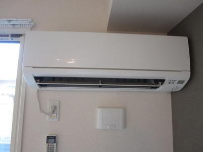 105 エアコン