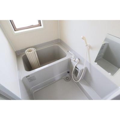 【浴室】コーポ加城Ⅲ