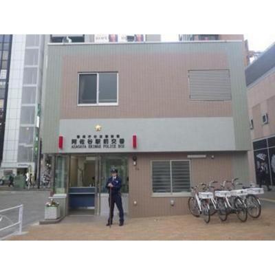 警察署・交番「阿佐ヶ谷北交番まで502m」