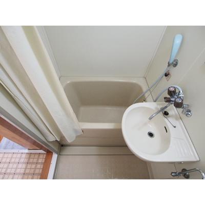 【浴室】コーポ上原