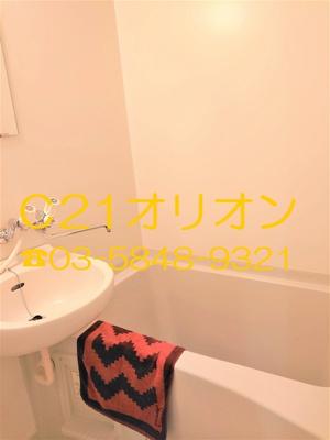 【浴室】メゾン・クレール(中村橋)